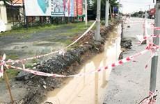 Đắk Lắk: Một phụ nữ bị cuốn trôi xuống hệ thống thoát nước