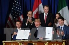 Mỹ, Mexico và Canada khởi động tiến trình phê chuẩn NAFTA mới