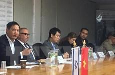 Cơ hội kinh doanh tại Việt Nam cho các nhà nhập khẩu Israel