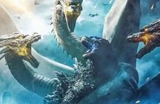 Soán ngôi Aladin, bom tấn Godzilla dẫn đầu doanh thu phòng vé Bắc Mỹ