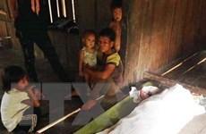 Lội qua sông tìm mẹ, bé trai 4 tuổi bị đuối nước thương tâm