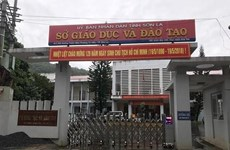 Sơn La thay Trưởng Ban Chỉ đạo thi trung học phổ thông Quốc gia 2019