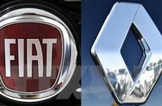 Renault trì hoãn đưa ra quyết định sáp nhập với Fiat Chrysler