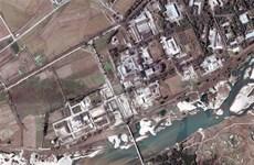 'Có dấu hiệu hoạt động tại cơ sở làm giàu urani của Triều Tiên'