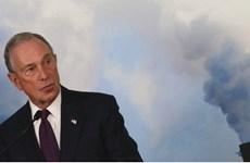 Tỷ phú Bloomberg cam kết 500 triệu USD đóng cửa các nhà máy nhiệt điện
