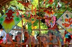 [Photo] Đặc sắc lễ hội Diều Huế 2019 tại Công viên Tứ Tượng