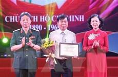 Lễ trao giải Cuộc thi viết ''Những tấm gương bình dị mà cao quý''