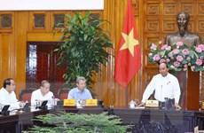 Thủ tướng Nguyễn Xuân Phúc làm việc với lãnh đạo tỉnh Thừa Thiên-Huế