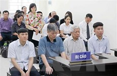 Nguyên Chủ tịch Hội đồng thành viên Vinashin bị đề nghị 18-20 năm tù