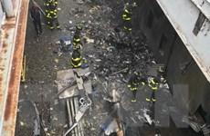 Mỹ: Phi công gặp nạn tại New York không có bằng lái phù hợp