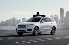 Uber giới thiệu phiên bản mới nhất của mẫu xe tự lái XC90