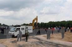 Bà Rịa-Vũng Tàu: Tạm giữ 10 người gây rối tại xã Tóc Tiên