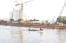 Kết nối chưa đồng bộ nên các dự án chống ngập đạt hiệu quả không cao
