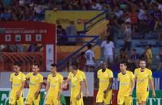 V-League 2019: Sanna Khánh Hòa BVN thua ngay trên sân nhà