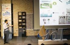 Doanh nghiệp công nghệ đặt hàng startup Việt tại Cuộc thi IoT Startup