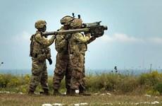 Quân đội Mỹ và Bulgaria tiến hành tập trận Shabla 19