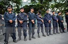 Gần 10.000 cảnh sát Thái Lan đảm bảo an ninh cho hội nghị ASEAN