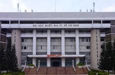Đại học Quốc gia TP.HCM thuộc tốp 66% các đại học tốt nhất thế giới