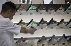 Thượng viện Brazil phủ quyết sắc lệnh mở rộng đối tượng sở hữu súng