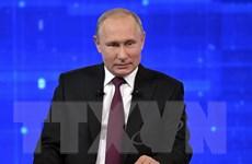 Tổng thống Nga đối thoại trực tuyến: Củng cố niềm tin vào nội lực