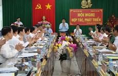Trà Vinh và thủ đô Hà Nội xây dựng chương trình hợp tác phát triển