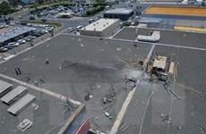Phiến quân Houthi gia tăng tấn công sân bay dân sự của Saudi Arabia