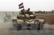 Quân đội Iraq đẩy mạnh truy quét tàn quân của tổ chức IS