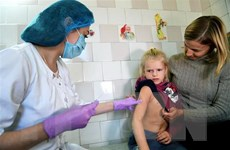 Nhiều người Australia có triệu chứng của bệnh sởi dù đã tiêm vắcxin