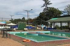 Khách sạn Sông Trà chưa được cấp phép cho người ngoài vào bơi