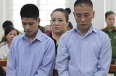 Ba án tử hình cho đối tượng đường dây mua bán ma túy xuyên quốc gia