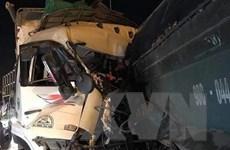 Vụ tai nạn trên cầu Thanh Trì: Xác định danh tính hai nạn nhân tử vong