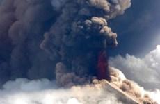 Sơ tán diện rộng tại Papua New Guinea do núi lửa ''thức giấc''