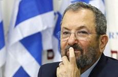 Cựu Thủ tướng Israel Ehud Barak tuyên bố trở lại chính trường