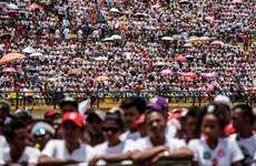 Madagascar: Giẫm đạp trong hòa nhạc mừng quốc khánh, 16 người chết