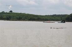 Lật xuồng trên sông Đồng Nai, một người đàn ông mất tích
