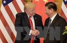 Tổng thống Trump ''nước đôi'' về đàm phán thương mại Mỹ-Trung