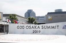 Chính thức khai mạc Hội nghị Thượng đỉnh G20 ở Osaka