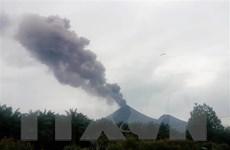 Quân đội Papua New Guinea hỗ trợ người dân khu vực núi lửa Ulawun
