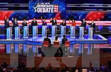 Những điểm nổi lên trong đêm tranh luận đầu tiên của đảng Dân chủ