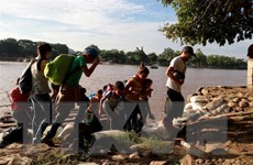 Quốc hội Mỹ thông qua dự luật hỗ trợ ngân sách biên giới