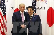 Mỹ tuyên bố muốn sửa đổi hiệp ước an ninh với Nhật Bản