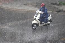 Quảng Bình đón cơn mưa lớn sau chuỗi ngày dài nắng hạn