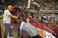 Hoạt động chế tạo tháng Sáu của Mỹ giảm tốc do căng thẳng thương mại