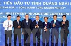 Thủ tướng: Quảng Ngãi cần phải trân trọng từng đồng vốn đầu tư