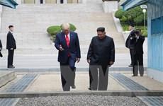 Màn kịch Trump-Kim hay thực tế mới trong chính sách ngoại giao?