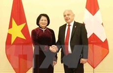 Tổng thống Thụy Sĩ đánh giá cao thành tựu phát triển của Việt Nam