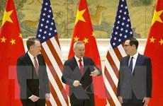 Đàm phán thương mại Mỹ-Trung sẽ nối lại vào tuần tới