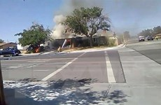 Mỹ công bố thiệt hại ban đầu do động đất tại Nam California