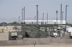 Mỹ mời báo giới đi thực tế tại các trung tâm tạm giữ người di cư