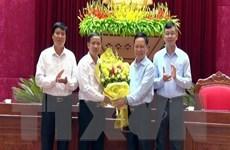 Ông Bùi Văn Khánh được bầu làm Phó Bí thư Tỉnh ủy Hòa Bình
